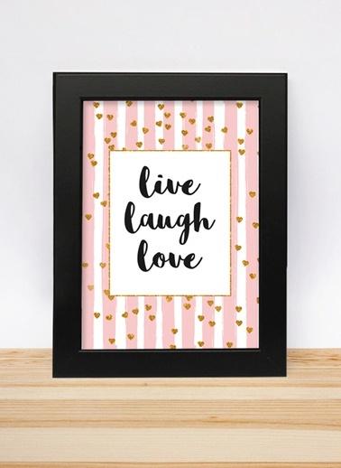 Live Laugh Love 13-18cm-Decarthome
